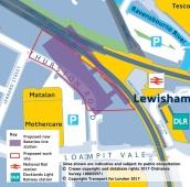 Lewisham Bakerloo line